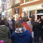 foto opening Triskal shop