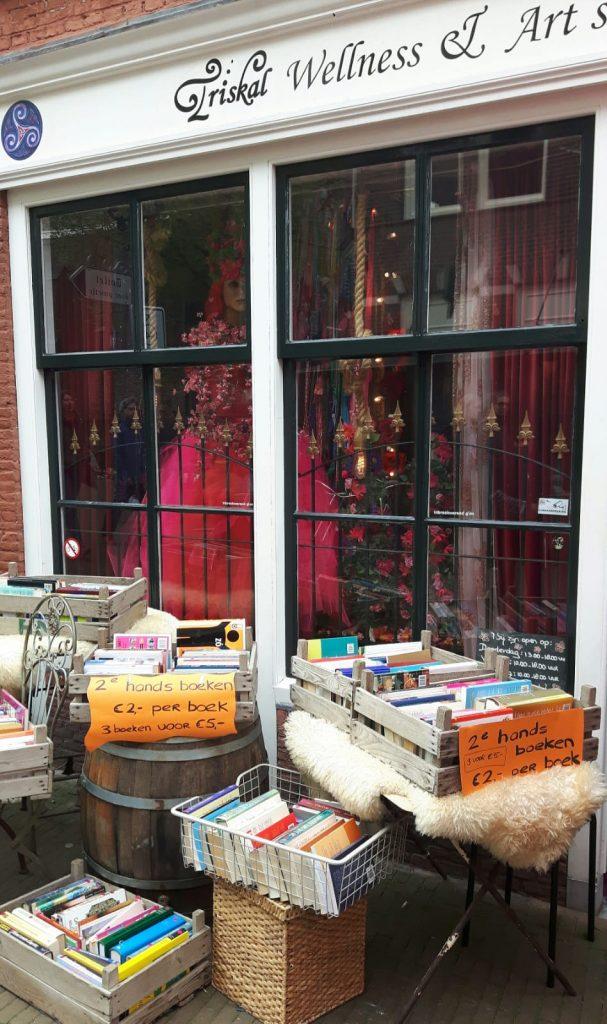 Tweedehands boeken Triskal shop