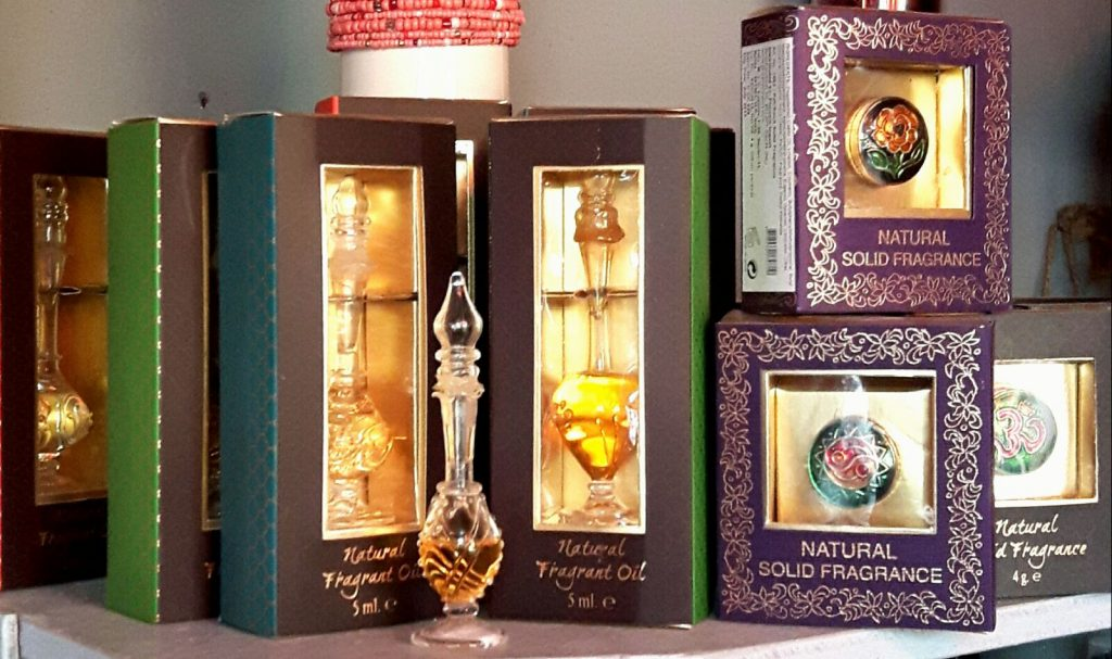 Parfumolie / -balsem Triskal shop
